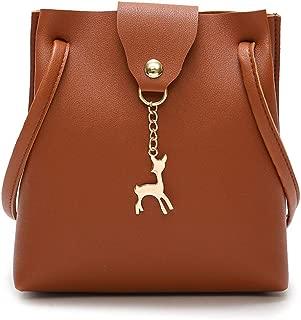 COAFIT Women's Shoulder Bag Lightweight Mini Crossbody Wallet for Travel