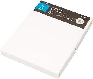 東京 西川 ボックスシーツ シングル 綿100% 日本製 やわらかタッチ フリーセレクション ホワイト PK00000061W