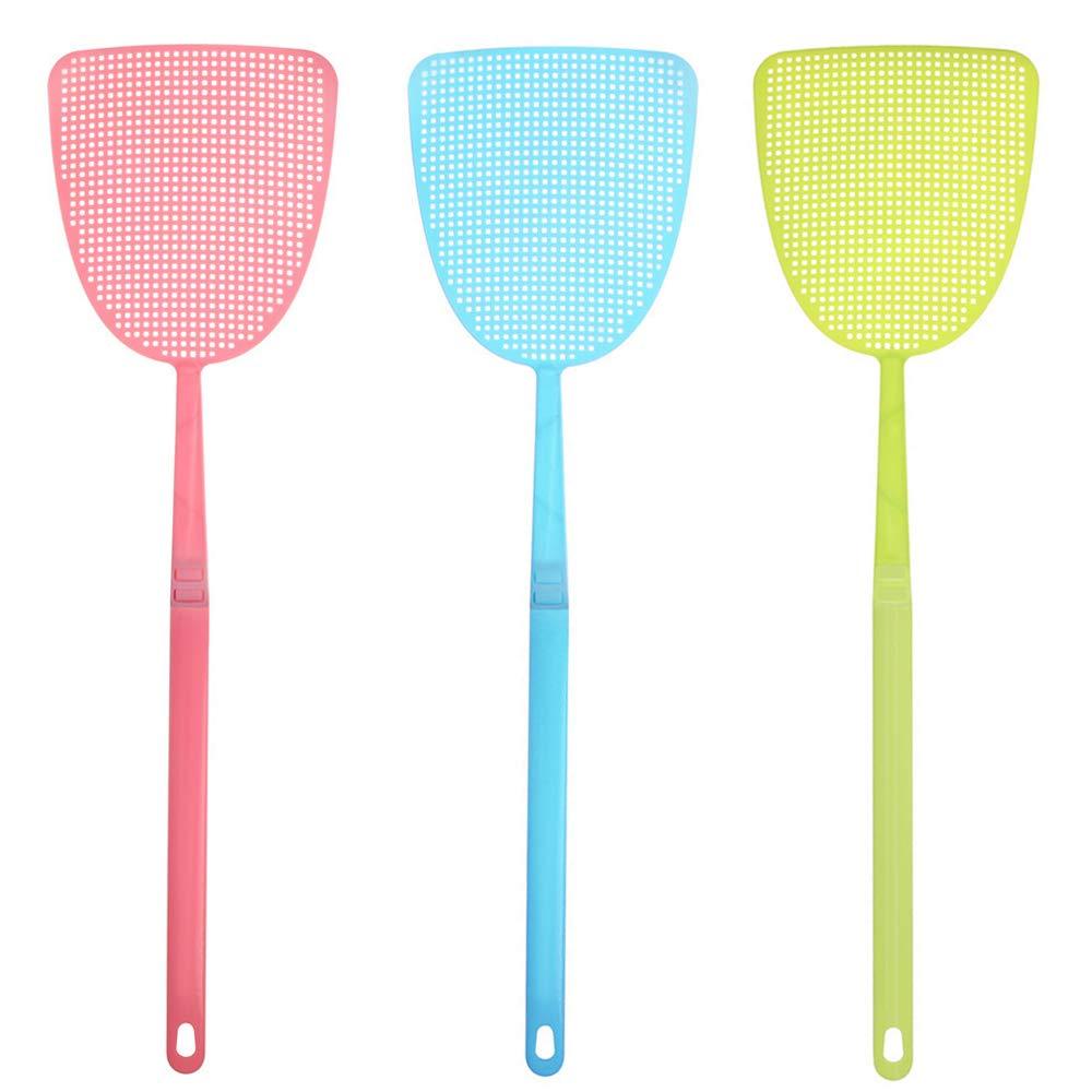 foxany Swatters Durable Flyswatters Classroom