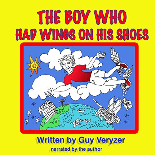 The Boy Who Had Wings on His Shoes Titelbild
