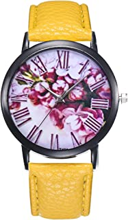 Women Watches,Ladies Wrist Watches on Clearance,Stainless Steel Watches for Women,Female Watch for Small Wrist (Yellow)