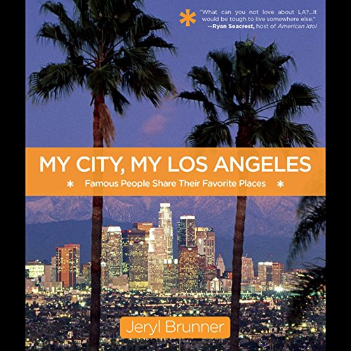 My City, My Los Angeles audiobook cover art