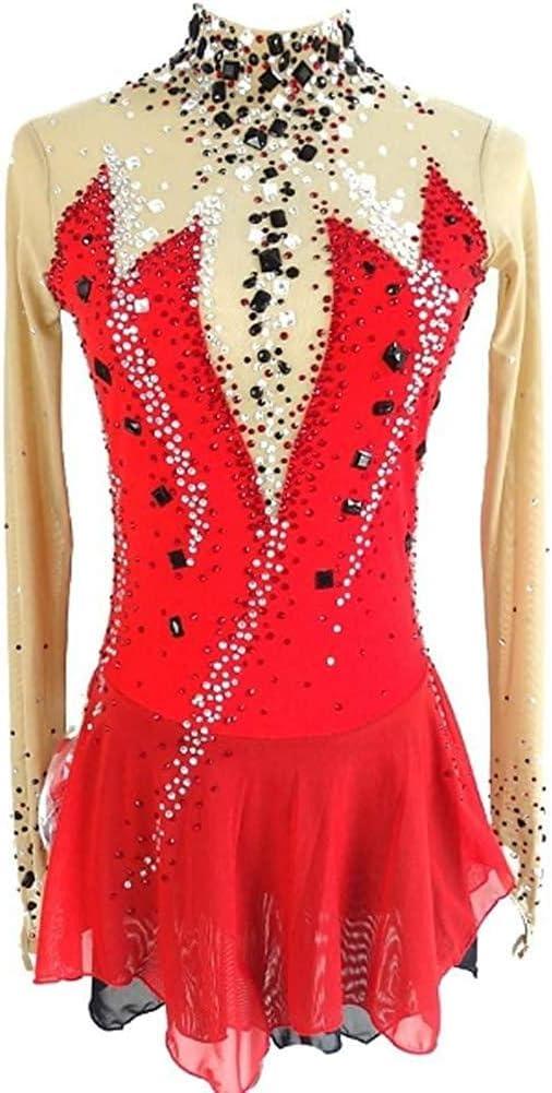 SHANGN Figure Skating Dress Women Ice Girls Max 74% OFF Profes Regular discount