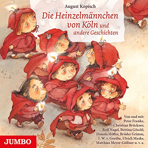Die Heinzelmännchen von Köln und andere Geschichten Titelbild