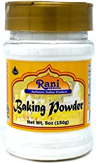 Rani Baking Powder 5 Ounce (150g) ~ Used for cooking, NON-GMO | Indian Origin | Gluten Free