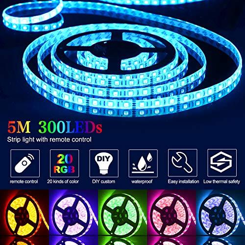 Sunnest Waterproof Multi-Color Lights