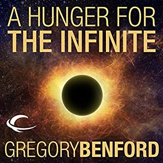 A Hunger for the Infinite  audiobook cover art