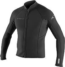 O'Neill Men's Reactor-2 1.5mm Front Zip Long Sleeve Jacket