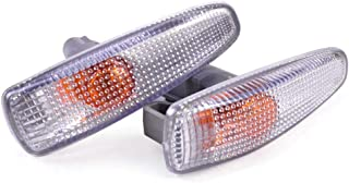 Hotwin 2Pcs Turn Signal Light Compatible With Mitsubishi Outlander Sport ASX Mirage 8351A047