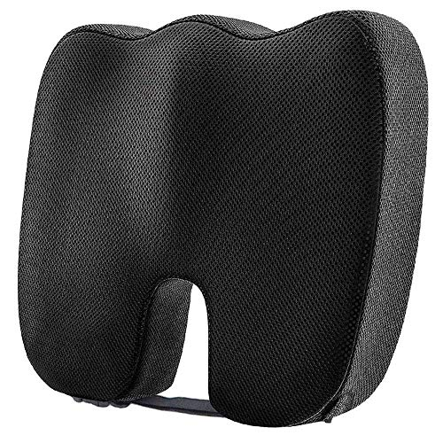 Dreamer Car Seat Cushion for Car - Premium Memory Foam Tailbone...