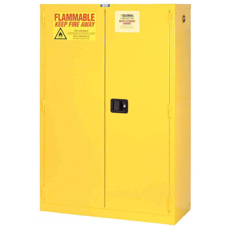 Flammable half Cheap super special price Cabinet 44 Gallon Manual Close 34