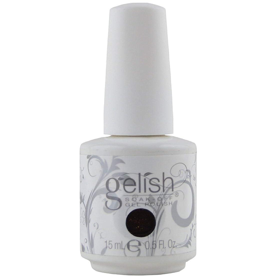 劇作家アサート洞察力のあるHarmony Gelish Gel Polish - Seal the Deal - 0.5oz/15ml