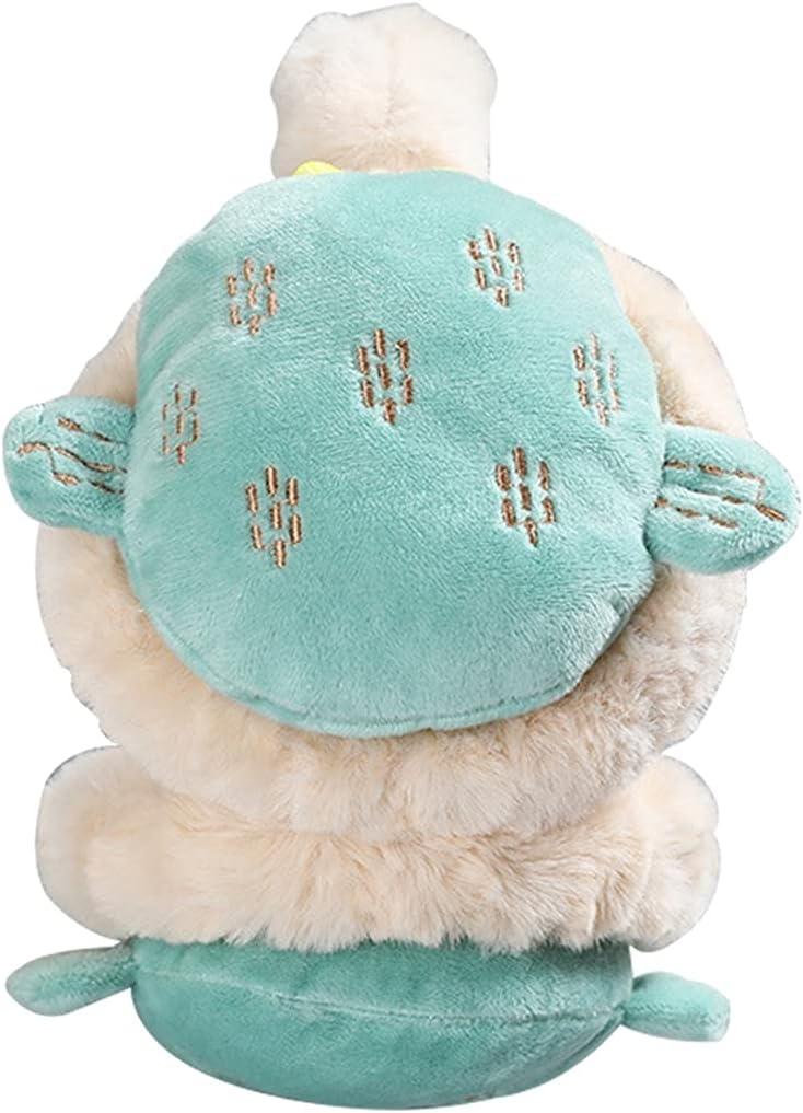 Lnrueg Winter Earmuff Soft Plush Unisex Foldable Ear Warmer Winter Outdoor Earmuffs for Women Lady Kids Boys Girls
