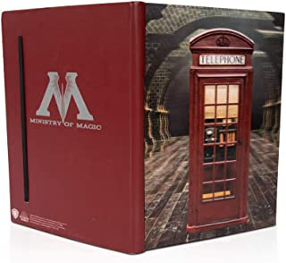 Wizarding World 3Dhd Notebook - Ministry of Magic