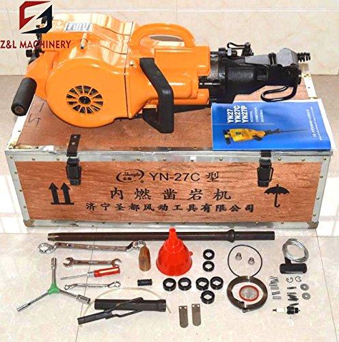 YN27J Pionjar Rock Breaker Hammer Gasoline Rock Drill