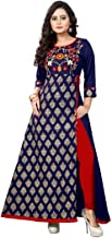 ziya Readymade Cotton Long Women Dress Kurti for Women Formal & Party Wear 96
