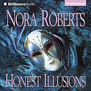Honest Illusions audiobook cover art