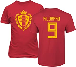 Best lukaku t shirt Reviews