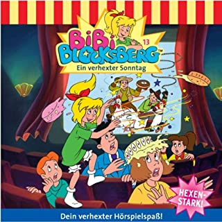 Ein verhexter Sonntag audiobook cover art
