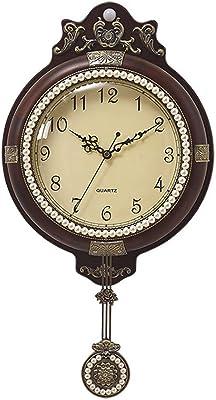 Horloge Murale Carte Du Monde Ancienne Nostalgie 30 Cm
