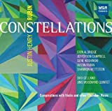 Justin Henry Rubin: CONSTELLATIONS - Compositions with Violin and other Chamber Music