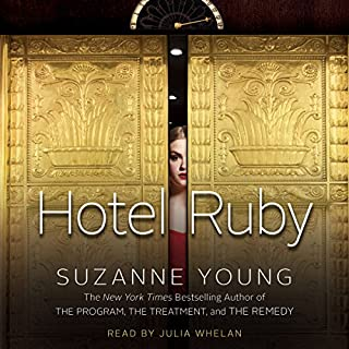 Hotel Ruby audiobook cover art