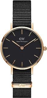 Daniel Wellington Women's Watch Classic Petite Cornwall  Black 28mm
