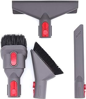 DingGreat Kit de accesorios de cepillo para aspiradora Dyson V8 V7 V10 V11, incluye limpiador de colchones, herramienta co...