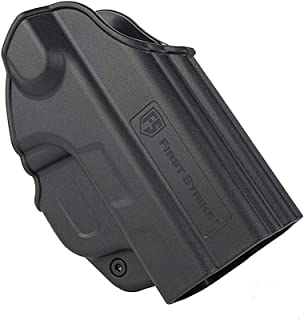 First Strike Paintball FSC Poly Holster (520-01-0090)