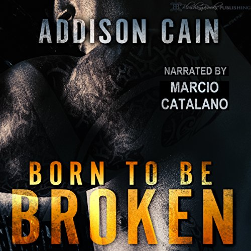 Born to Be Broken audiobook cover art