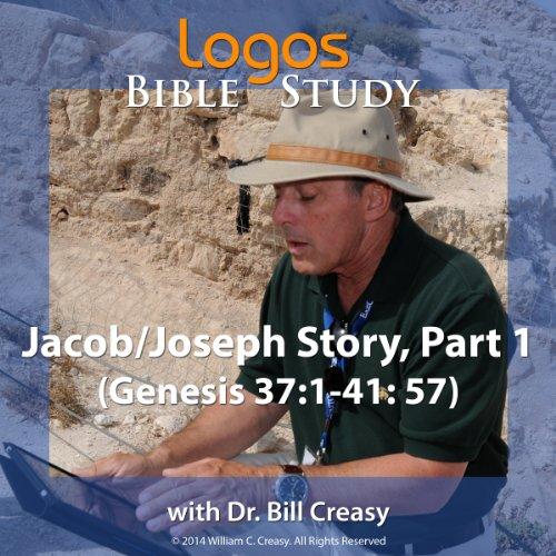 Jacob/Joseph Story, Part 1 (Genesis 37: 1-41: 57) audiobook cover art