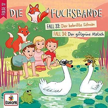 017/Fall 33: Der bebrillte Schwan / Fall 34: Der giftgrüne Matsch (018)