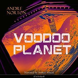 Voodoo Planet audiobook cover art