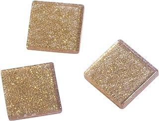 unlasiert RAYHER 1453331 Mosaik-Ceramica Eimer circa 340 St/ück // 1 kg 2 x 2 cm natur