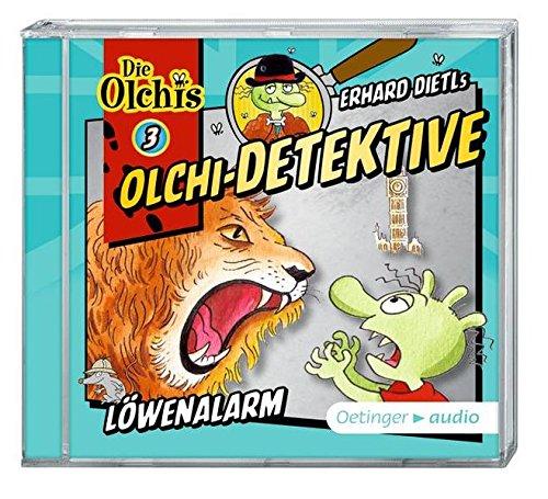 Olchi-Detektive 3 Löwenalarm (CD): Hörspiel, 45 min.