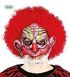 Guirca - Media Careta Payaso - GU 2429 - Mascaras, Antifaces y Caretas