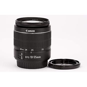 Canon EF-S 18-55 mm 1:3.5-5.6 III: Amazon.es: Electrónica