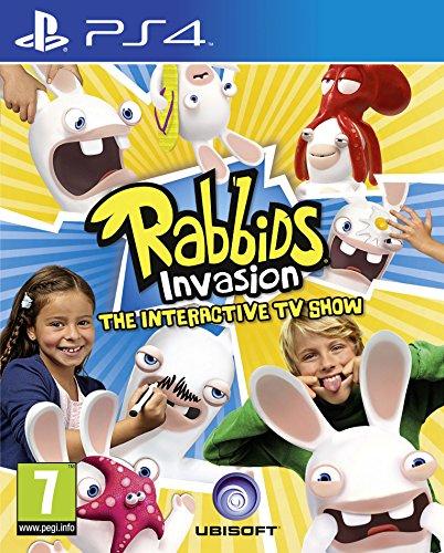 Rabbids Invasion: The Interactive Tv Show [Importación Inglesa]