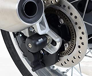 R&G Expanding Swingarm Protectors For Triumph Thruxton 1200 '16, 1200R '16 & Street Twin '16