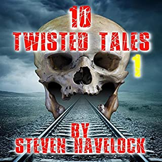 10 Twisted Tales: Volume 1 audiobook cover art