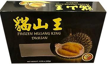 musang king durian frozen