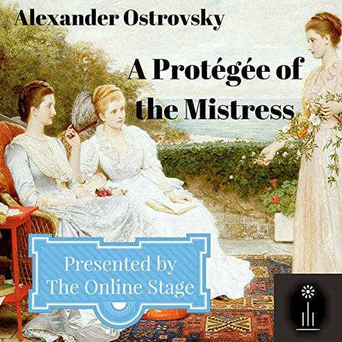 A Protégée of the Mistress audiobook cover art