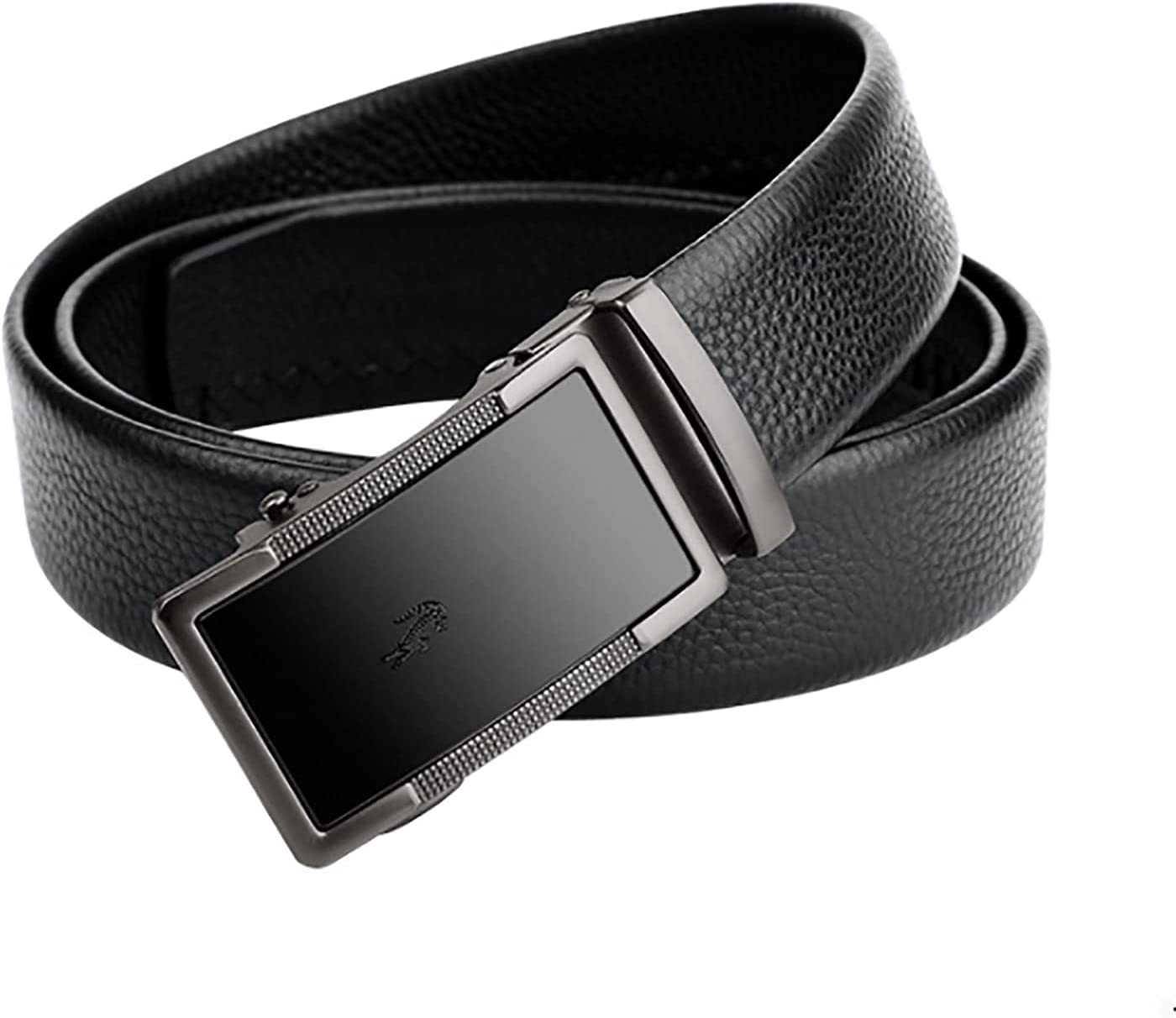 xzyq Trendy Popular product Belt Leather Men's Limited time trial price Automatic B Buckle All-Match