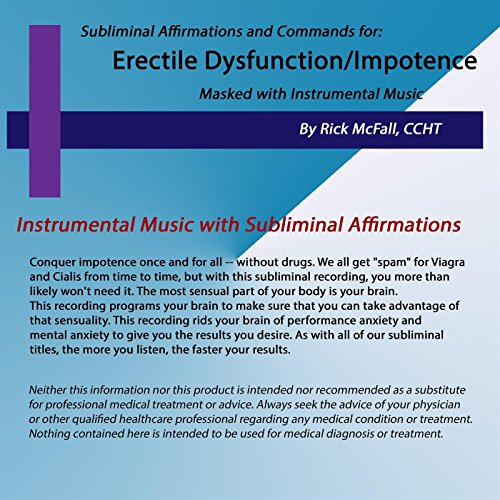 Music with Subliminal Messages to Relieve Erectile Dysfunction-Track 5
