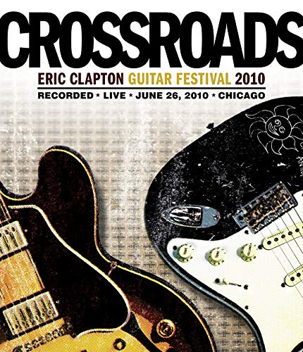 Eric Clapton - Crossroads Guitar Festival 2010 (2 Blu-rays)