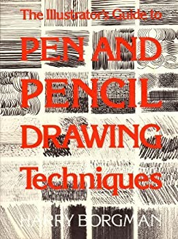 Paperback Illustrator's Guide to Pen and Pencil Drawing Techniques Book