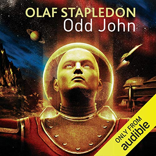 Odd John audiobook cover art