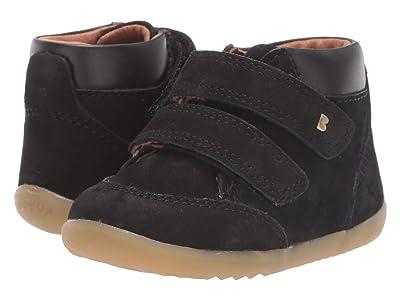 Bobux Kids Step Up Timber Boot (Infant/Toddler) (Black) Kid
