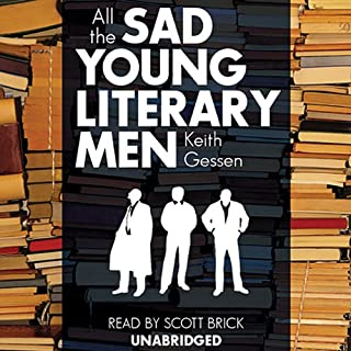All the Sad Young Literary Men audiobook cover art
