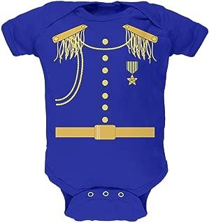 Halloween Prince Charming Light Blue Baby One Piece